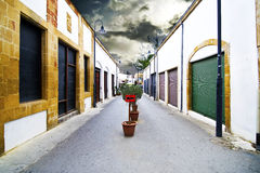 Ledras street Nicosia Lefkosia Cyprus Stock Photography