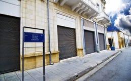 Ledras street Nicosia Lefkosia Cyprus Stock Photo
