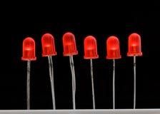 LEDs Obrazy Royalty Free