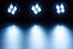LEDs Royalty Free Stock Photo