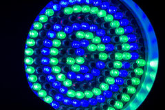 Leds Royalty Free Stock Photography
