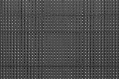Leds flickering screen or panel of monochrome tone. Abstract luminescent background leds flickering screen or panel of monochrome tone stock image
