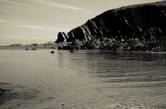 Lee Bay Arkivfoto