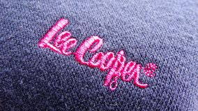 Lee Cooper Royalty Free Stock Photos