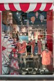 Lee Cooper-Shop in Mode-Insel, Bangkok, Thailand 20 am 22. März Lizenzfreie Stockfotos