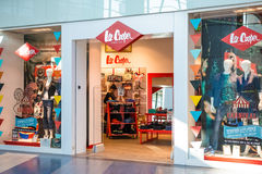 Lee Cooper Store Royalty Free Stock Images