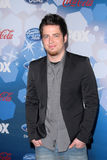 Lee DeWyze. At Fox's American Idol Top 12 Finalists Party, Industry, West Hollywood, CA. 03-11-10 Stock Image