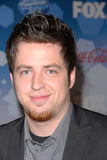 Lee DeWyze. At Fox's 'American Idol' Top 12 Finalists Party, Industry, West Hollywood, CA. 03-11-10 Royalty Free Stock Image