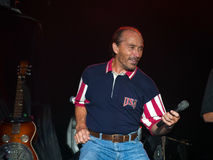 Lee Greenwood Immagine Stock