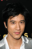 Lee-Hom Wang at the Los Angeles Premiere of  Stock Images