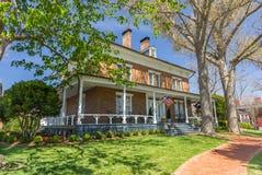 Lee House in Washington und Lee University lizenzfreies stockfoto