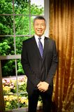 Lee Hsien Loong Stock Image