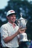 Lee Jansen Professional Golfer Stockbild