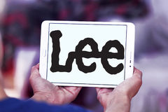 Lee-Logo Lizenzfreie Stockfotos