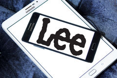 Lee logo Royalty Free Stock Photography