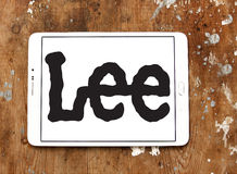 Lee logo Stock Photography