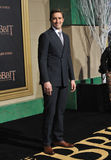 Lee Pace. LOS ANGELES, CA - DECEMBER 9, 2014: Lee Pace at the Los Angeles premiere of his movie The Hobbit: The Battle of the Five Armies at the Dolby Theatre Royalty Free Stock Images