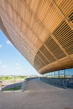 Lee Valley VeloPark in Olympic Park in London, UK Stock Photo