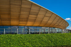 Lee Valley VeloPark in Olympic Park in London, UK Royalty Free Stock Images