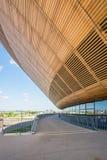 Lee Valley VeloPark in parco olimpico a Londra, Regno Unito Fotografia Stock