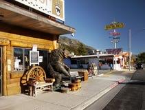 Lee Vining, Sierra Nevada Mountains Lizenzfreie Stockfotografie