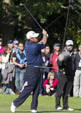 Lee Westwood Stock Photography