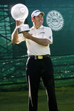 Lee Westwood - NGC2010 Stockbilder