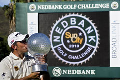 Lee Westwood - NGC2010 Foto de Stock Royalty Free