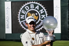Lee Westwood - NGC2010 Stockbild