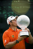 Lee Westwood - NGC2011 Imagem de Stock Royalty Free