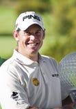 Lee Westwood - vencedor - NGC2010 Foto de Stock Royalty Free