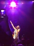 LeeAnn Rimes ένας άγγελος στο Ώστιν Τέξας Στοκ Φωτογραφίες