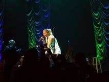LeeAnn Rimes στο Ώστιν Τέξας Στοκ Εικόνες