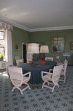 Leeds Castle γυναικείο Baillie's δωμάτιο στοκ εικόνες