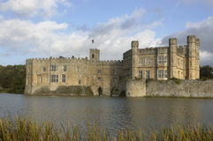 Leeds castle. In Kent, England Royalty Free Stock Photo