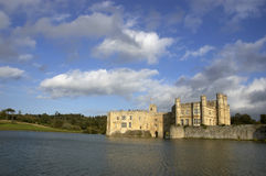 Leeds castle. In kent, England Stock Images