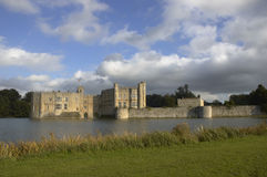 Leeds castle. In kent, England Royalty Free Stock Images