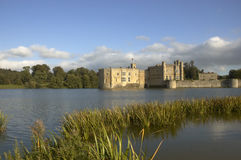 Leeds castle. In kent, England Stock Photography
