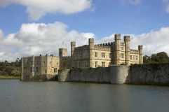 Leeds castle. In kent, England Stock Photos
