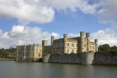 Leeds castle. In kent, England Royalty Free Stock Photos