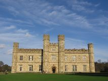 Leeds Castle Foto de Stock Royalty Free