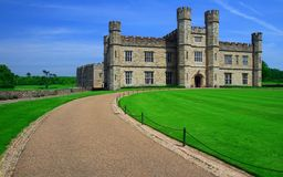 Leeds Castle Lizenzfreie Stockfotos