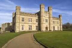 Leeds Castle Arkivfoto