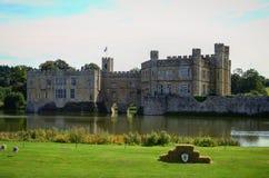 Leeds Castle Imágenes de archivo libres de regalías