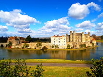 The leeds castle Stock Photography