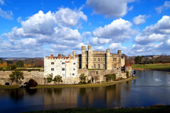 The leeds castle Royalty Free Stock Image