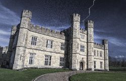 Leeds Castle Stock Image