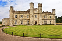 Leeds Castle em Inglaterra Imagem de Stock