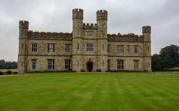 Leeds Castle em Kent, Inglaterra foto de stock royalty free