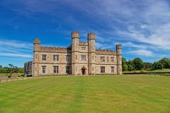 Leeds Castle em Kent Reino Unido foto de stock